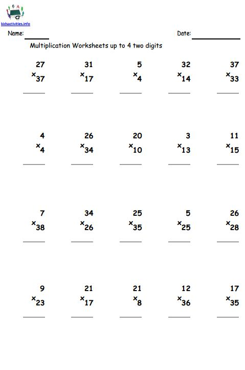 Pre School Worksheets : math worksheets 3rd graders pdf ~ Free ...